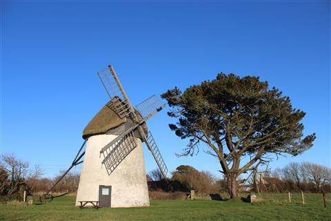 Tacumshane Windmill (Wexford Trails)
