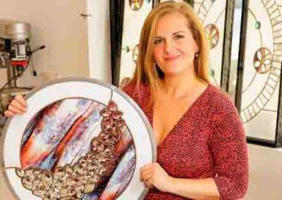 Bianca Divito Glass Artist