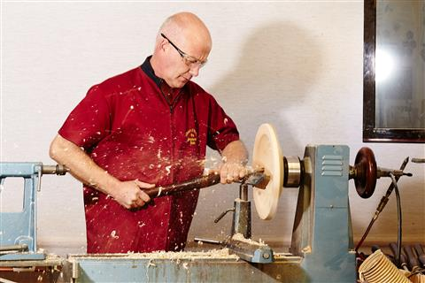 The Woodturning Studio