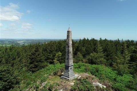 1798 Monument Forth Mountain