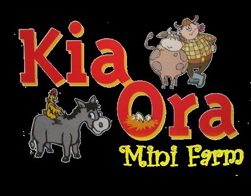 Kia Ora Logo
